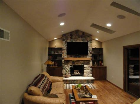 family room design ideas with fireplace 30 multifunctional and modern living room designs with tv