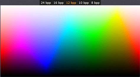 color depth digital literacy colour depth