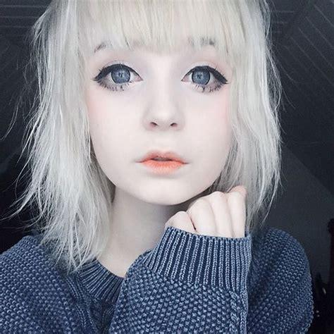 imagenes de maquillaje kawaii maquillaje emo kawaii