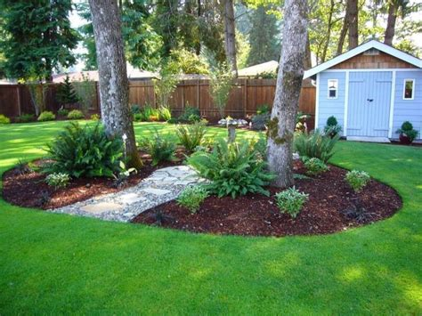 how to plant a backyard garden 25 best ideas about landscape around trees on