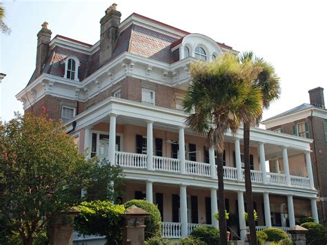 charleston sc historic home architecture