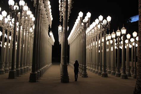 Lacma Lights by Lacma Lights Plums And Pearls