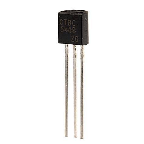 transistor npn bc548b cdil bc548b transistor to92 30v npn rapid