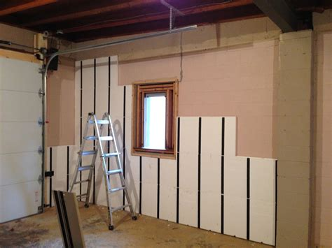 Insulating Interior Walls by Insofast On Interior Walls Insofast Continuous Insulation