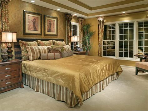 bloombety small master gold bedroom decorating ideas