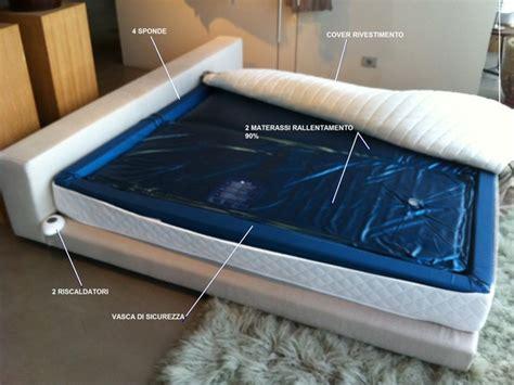 materasso a acqua materassi acqua configura il tuo materasso made in