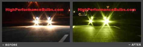 yellow led fog light bulbs nokya high power psx24w yellow led fog light bulbs nok9689