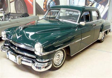 Chrysler Models List