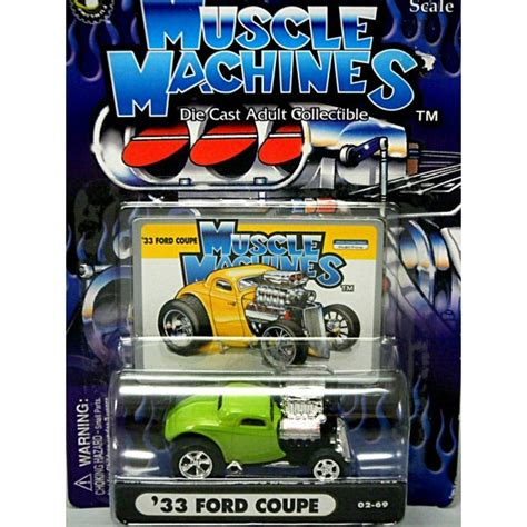 Machines Ford Coupe machines 1933 ford coupe global diecast direct