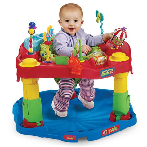 Fisher Price Kick Play Bouncer Bouncer Bayi rent that