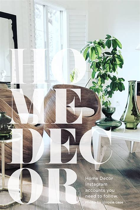 instagram accounts for design lovers to follow the wild 7 home decor instagram accounts to follow house of hipsters