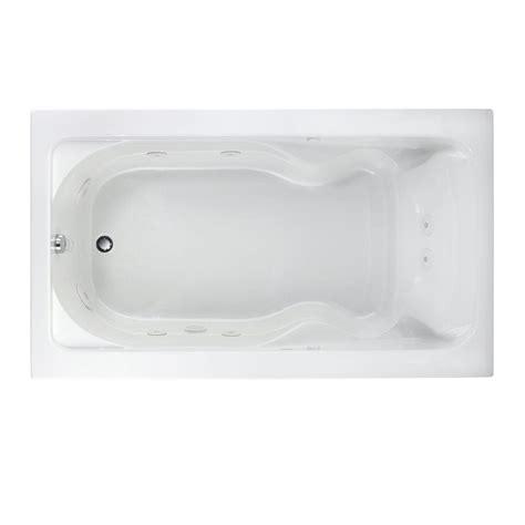 american standard bathtub drain american standard everclean 6 ft x 36 in reversible