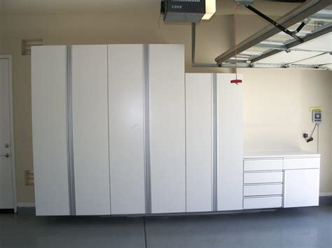 Wooden Cabinets For Garage by Garage Cabinet For Garage Wood Storage Cabinets Wood