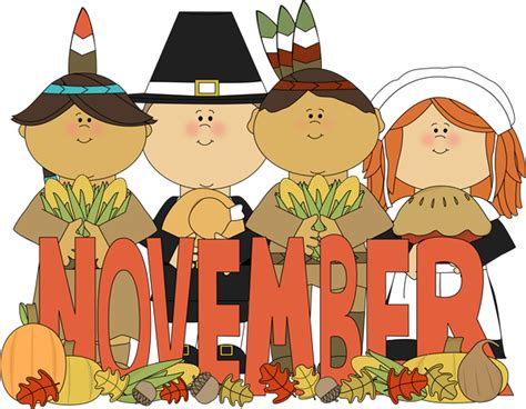November Calendar Clipart free november clip cliparts co