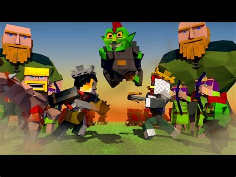 clash of clans boat animation clash of clans movie animated minecraft animation