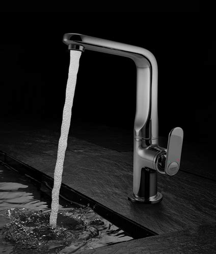 Faucet History by File Grohe Kitchen Faucet Veris 1 Jpg Wikimedia Commons