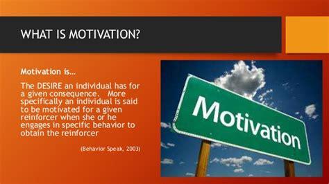 education motivation an education in motivation