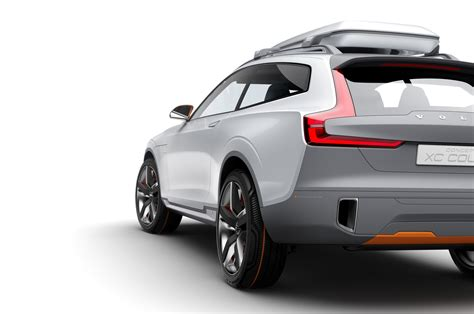 volvo xc coupe volvo concept xc coupe revealed before detroit debut