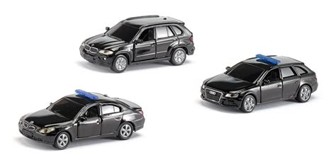 Siku Gift Set C 6306 siku gift set vip command 3 car set from sikudirect