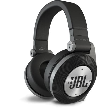 Headset Jbl E50bt Jbl Synchros E50bt Bluetooth On Ear Headphones Black E50btblk