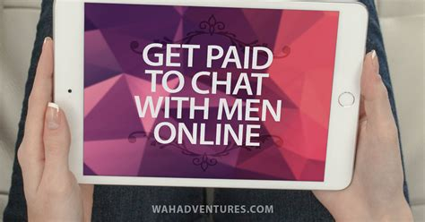 Make Money Talking To Men Online - easy cash each month get paid to text flirt and talk