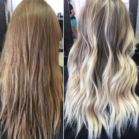 foil hair colors with blondies 25 best ideas about foil highlights on pinterest carmel