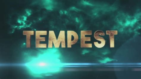 template after effects trailer tempest trailer title pack after effects template