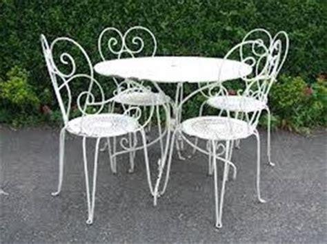 tavolo da giardino in ferro battuto tavoli da giardino in ferro battuto tavoli e sedie