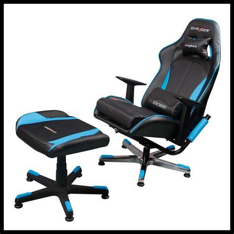 dxracer video game chair kcnb    foot rest