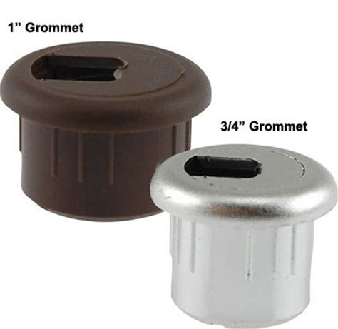 Small Desk Grommet Phone And Fax Grommets Plastic Grommets Desk Grommets