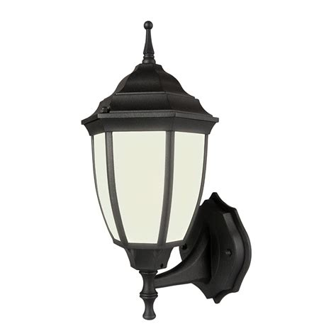 Bunnings Outdoor Lighting Brilliant 6w 240v Led Black Cambridge Coach Light Bunnings Warehouse