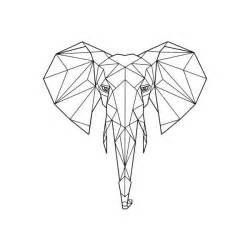 Indian Home Decor Ideas best 20 geometric elephant tattoo ideas on pinterest