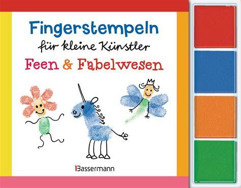 el mit n edition books norbert pautner fingerstempeln f 252 r kleine k 252 nstler set