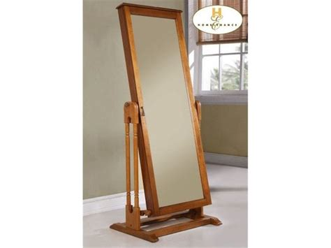 heritage jewelry armoire cheval mirror homelegance accessories cheval mirror with jewelry storage