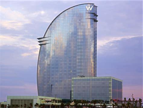 W Hotel Barcelona hotel w barcelona ricardo bofill barcelona spain mimoa