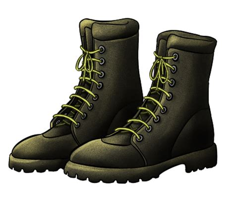 10 Pairs Of Designer Boots by Free To Use Domain Shoes Clip