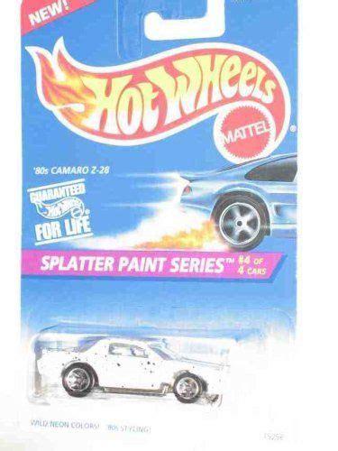 Wheels Splatter Paint Series 196 best images about toys die cast vehicles on disney pixar cars