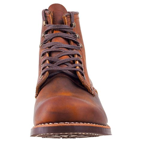 mens 2958 blacksmith 6 boot red wing heritage europe red wing blacksmith heritage mens boots copper new shoes