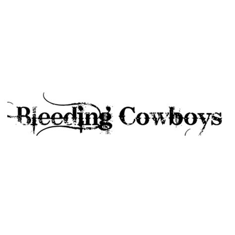 bleeding cowboy tattoo 20 marvelous free fonts to colorlava