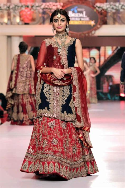 Latest Pakistani Wedding Dresses 2017   PK Vogue