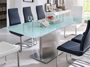 esszimmer glastisch ausziehbar glastisch ausziehbar esstisch weiss verschiedene gr 246 223 en