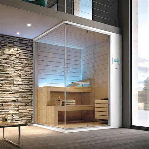 Bad Mit Holz 1332 by Bad Wellness24 Badezimmersauna Sauna 150 X 150 X 215 Cm