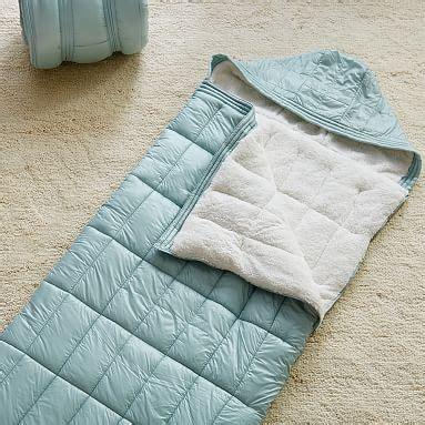 Sleeping Bag Polar Murah Grosiran light blue polar puff sleeping bag pbteen