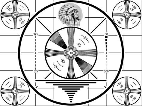 Test Pattern Radio | indian head test pattern wikipedia