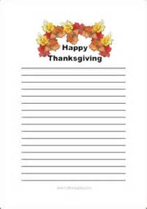 thanksgiving paper template thanksgiving writing paper free printable templates