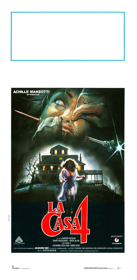 poster for witchery la casa 4 aka witchcraft aka ghosthouse 2 1988 italy usa wrong