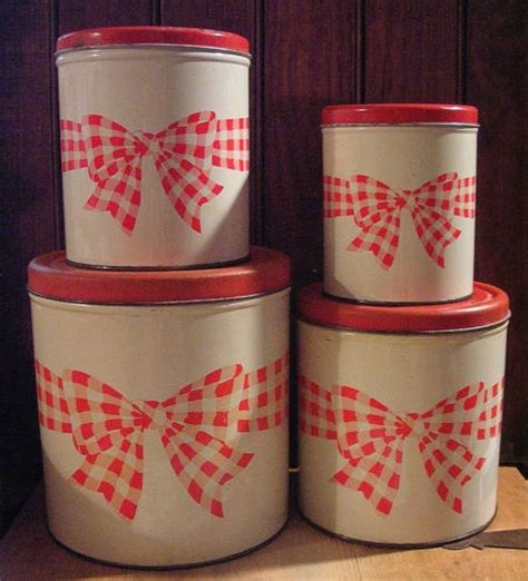 set of 3 sweet vintage honeycomb canisters 1000 images about cannister sets on pinterest tins