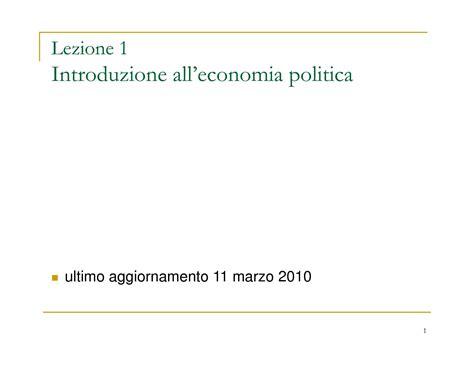 economia politica dispense concorrenza perfetta efficienza ed equit 224 dispense