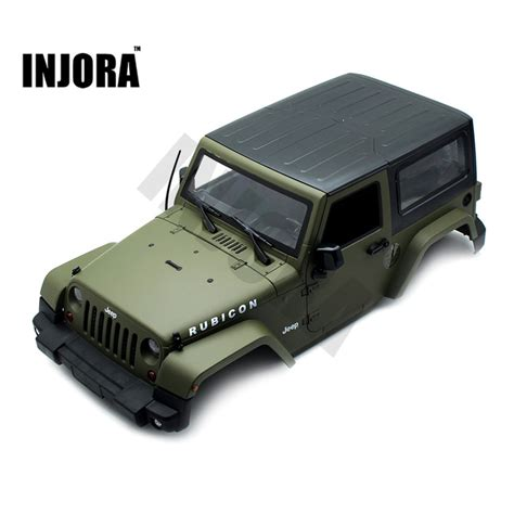 jeep wrangler rubicon rc aliexpress buy olive green rc rock crawler 1 10 jeep