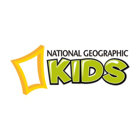 national geographic kids vector logo download free